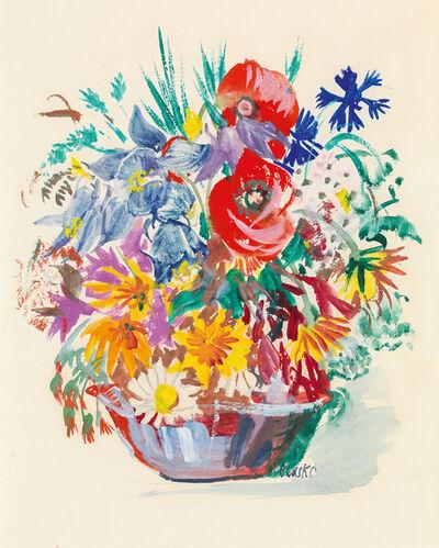 Oskar Laske, 'Summer flower's bouquet ', ca. 1935