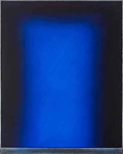 Eric Orr (1939-1998), 'Ocean of Blues ', ca. 1990