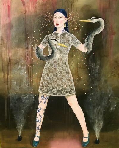 Anne Siems, 'Feral Seer', 2019