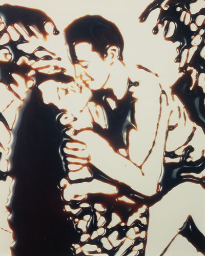 Vik Muniz, 'Kissing in the Tropics from Pictures of Chocolate', 1997