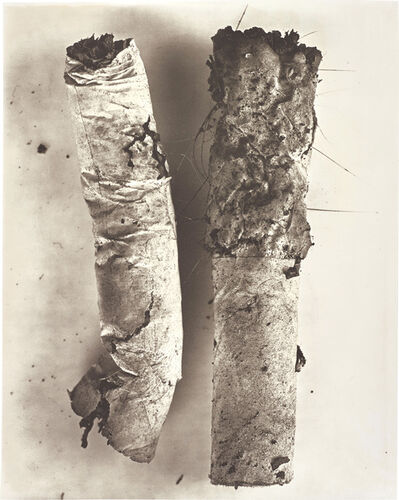 Irving Penn, 'Cigarette No. 17, New York', 1972