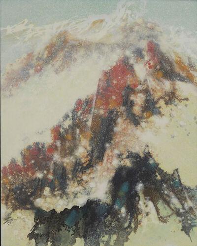 Hu Chi-Chung 胡奇中, 'Painting 7415', 1974