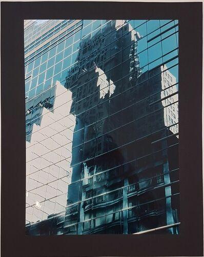 Wolff Buchholz, 'Madison Ave Mirror Effect', 1990