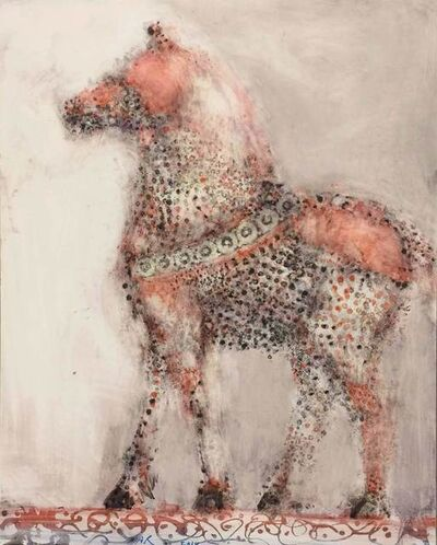 Alicia Rothman, 'Standing Horse', 2018