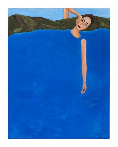 Becky Kolsrud, 'Allegorical Nude', 2019