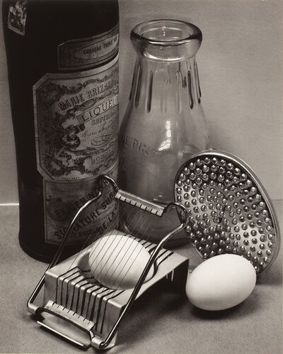 Ansel Adams, 'Still Life With Egg Slicer, San Francisco ', 1932