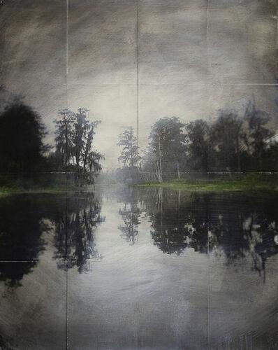 John Folsom, 'Alluvial Whitewash VIII', 2019