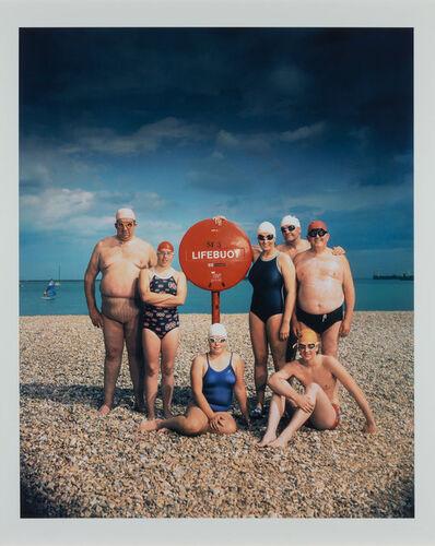 Neal Slavin, 'Channel Island Swimming Association, Dover Kent', 1984