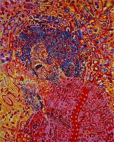 Wadsworth Jarrell, 'Revolutionary', 1971-1972