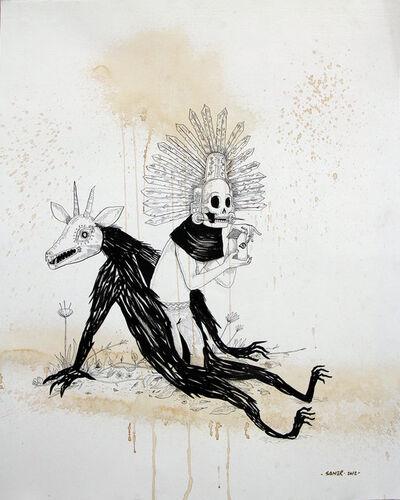 Saner, 'Iluminados II ', 2012