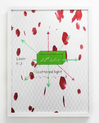Umber Majeed, 'Scattered Light', 2018