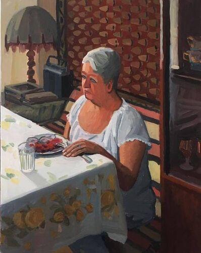 Anna Lukashevsky, 'Lyudmila', 2017