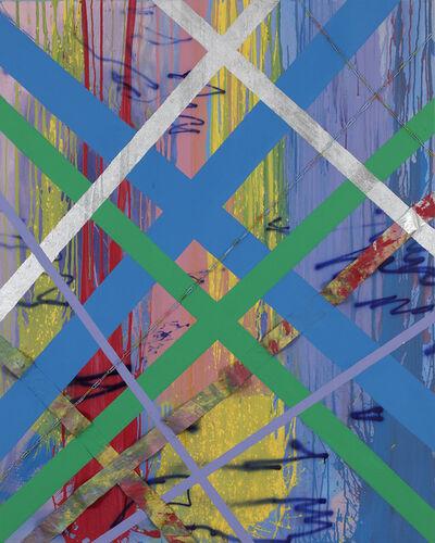Sarah Cain, 'Future Ways', 2015