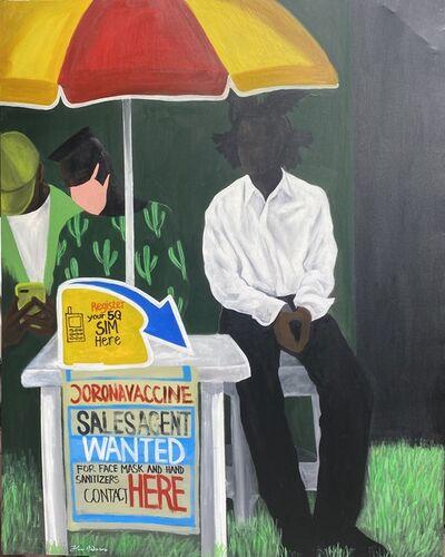 John Madu, 'An African Connection ', 2020