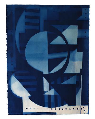 Alejandra Laviada, 'Sculpture Cyanotype #3', 2020