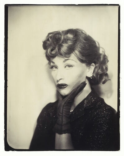 Cindy Sherman, 'Untitled (Lucille Ball)', 1975