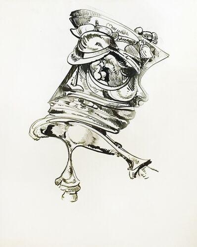Kurt Seligmann, 'Untitled', 1952