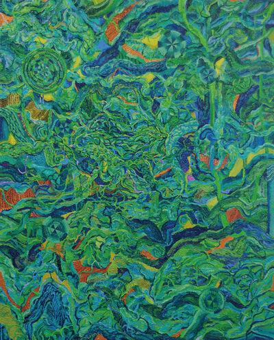 Kazuya Sakamoto, 'Iris', 2014