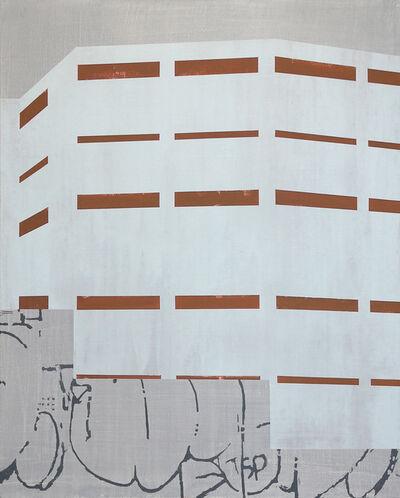 Paul Bertier, 'Urban Shape', 2018