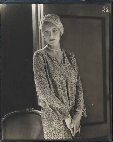 Edward Steichen, 'Vogue June 1 1928'