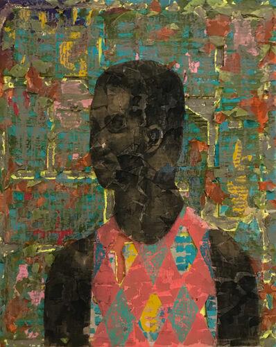 Derek Fordjour, 'No.93', 2018