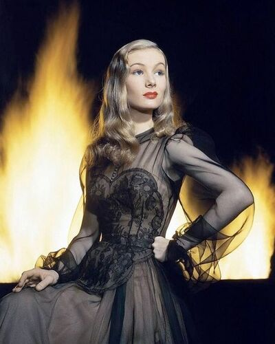 Eliot Elisofon, 'Portrait of Veronica Lake', 1942