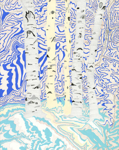 Meredith Nemirov, 'Rivers Feed the Trees 464', 2021