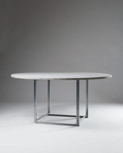 Poul Kjærholm, 'PK54 dining table designed by Poul Kjaerholm for E. Kold Christensen, Denmark. 1963. ', 1963