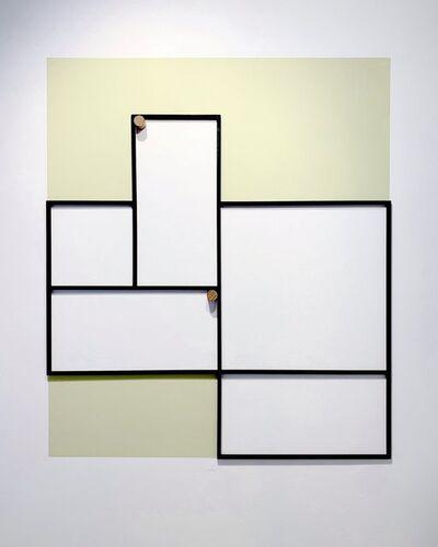 Mateo López, ' Estructura Modular No. 8', 2019