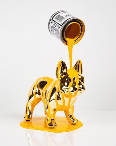 Joe Suzuki, 'Happy Accident - French Bulldog ', 2020