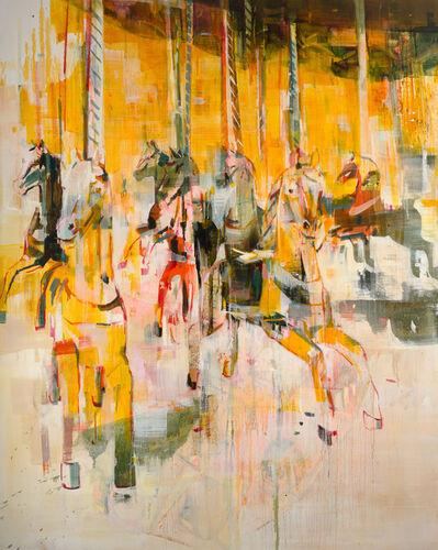 Katharine Le Hardy, 'Flying Horses', 2021