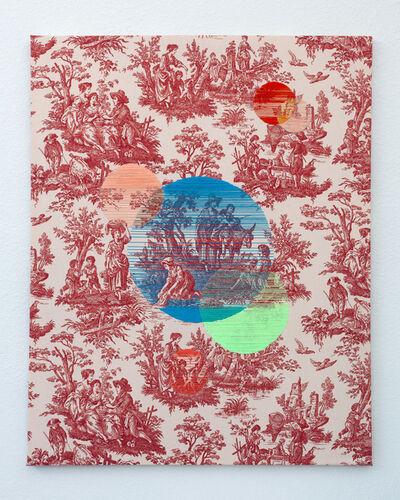 Suchitra Mattai, ' Inner strength (spheres of influence)', 2020
