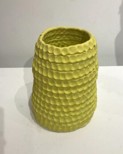 Bean Finneran, 'Medium Yellow Hive', 2020