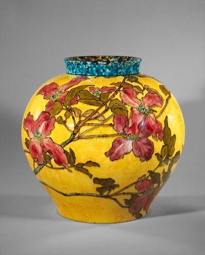 John Bennett, 'Vase', 1882
