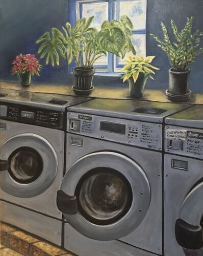 Terry Lively, 'Spring Washes In', 2020