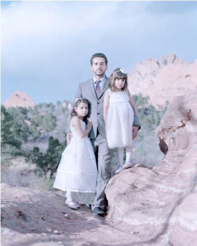 David Magnusson, 'Laila Sa, 7 years, Antonio Sa & Maya Sa, 5 years. Colorado Springs, Colorado. ', 2014