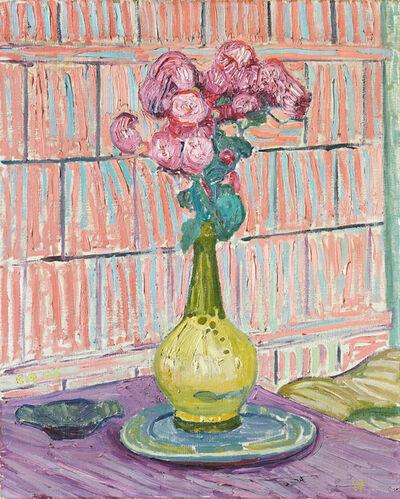 Cuno Amiet, 'Blumenstillebem', 1908