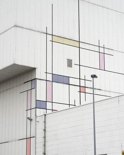 Joachim Brohm, 'untitled (Mondrian)', 2015