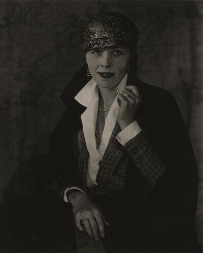 Berenice Abbott, 'Djuna Barnes', 1925/c.1940