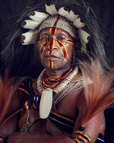 Jimmy Nelson, 'XXXIV 64, Kaluli, Mount Bosavi, Southern Highlands province, Papua New Guinea', 2017