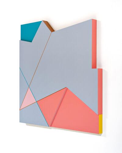 Connie Goldman, 'Compass III', 2018