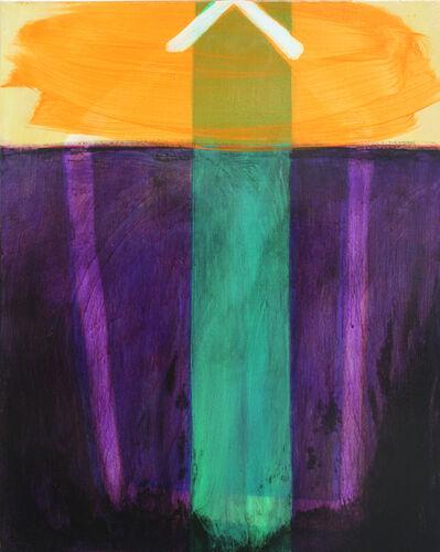 Angela Berkson, 'Submergence (violet)', 2016
