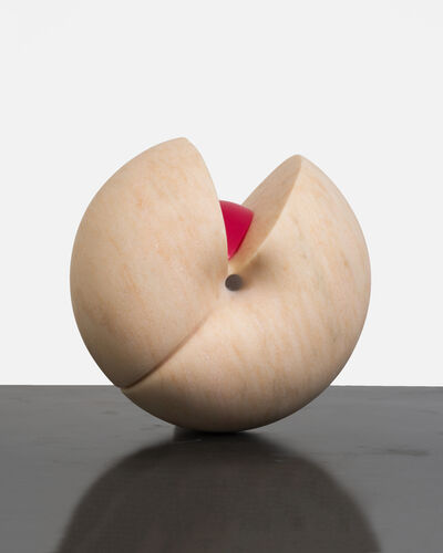 Nevine Mahmoud, 'Peach (femme dissevered)', 2018