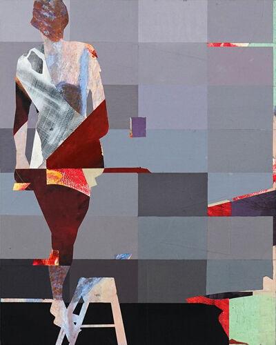 Michael Azgour, 'Pixel Study 5', 2019