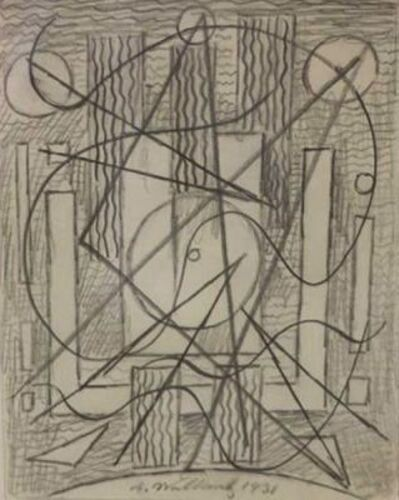 Abraham Walkowitz, 'Untitled 1', 1931