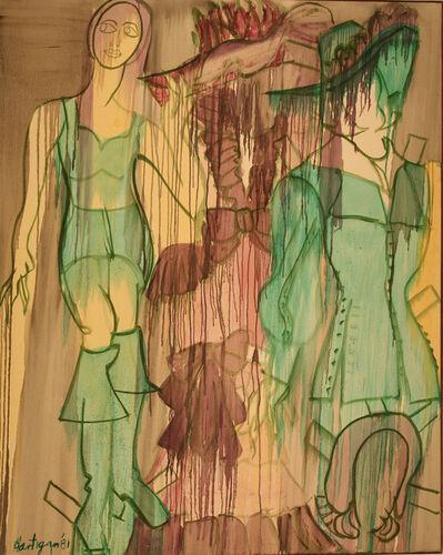 Grace Hartigan, 'Greta', 1981