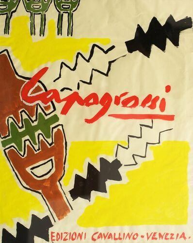 Giuseppe Capogrossi, 'Superficie CP753,', 1952-1953
