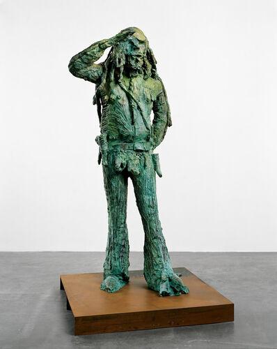 Jonathan Meese, 'DR. NO (Meesaint Just II Mein Ich, die Warheit)', 2006