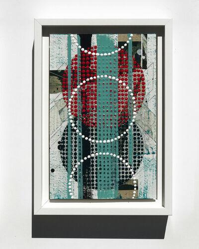 Nina Tichava, 'Circles + Rings, Study No.83', 2018