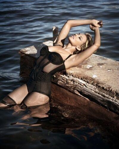 Vincent Peters, 'Kylie Minogue'